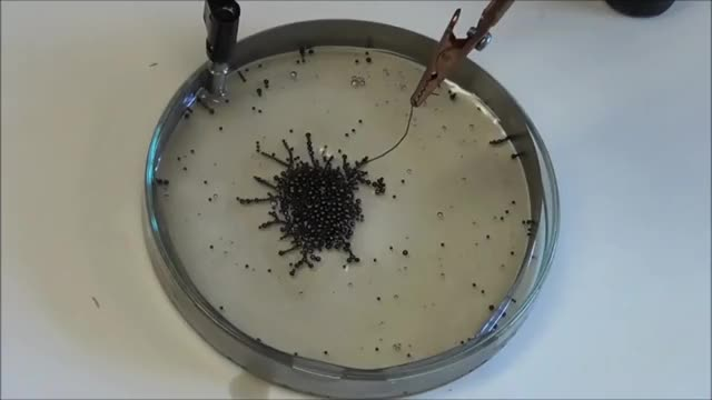 Watch and share Self-Assembling Wires - GIF GIFs on Gfycat