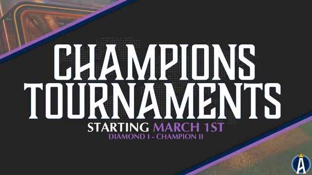 Watch and share Champions Tournaments Announcement GIFs on Gfycat
