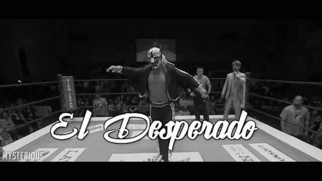 Watch and share Pro Wrestling GIFs and El Desperado GIFs by Mysterious991 on Gfycat