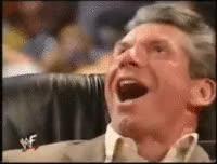 Man Amazed WWE