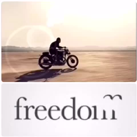 Watch and share #freedom #life #motorcycle #thevideobook GIFs by The videobook on Gfycat