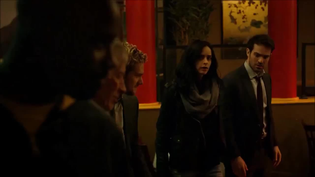 defenders, marvel, Os Defensores (The Defenders, 2017)