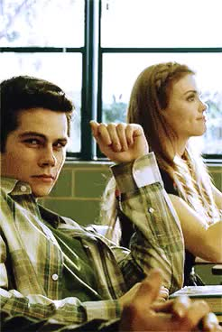 Watch this GIF on Gfycat. Discover more Dylan, Dylan O'Brien, Dylan O'brien, DylanO'Brien, DylanO'brien, Holland Roden, HollandRoden, Lydia, Lydia Martin, Teen Wolf, TeenWolf, dylan o'brien, holland roden, hollandroden, lydia martin, stydia, teen wolf, teenwolf GIFs on Gfycat