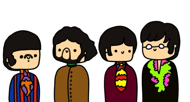 Watch and share Dancing Yellow Submarine Gif By Elizabeth159 GIFs on Gfycat