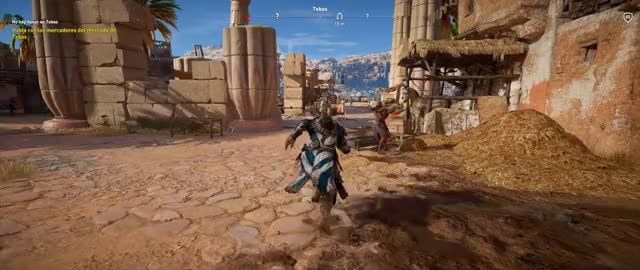Watch and share Assassin's Creed Origins 2019.09.14 - 11.42.36.02.DVR GIFs by Rabbider on Gfycat
