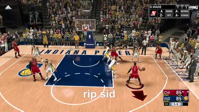 Watch and share Indiana Pacers GIFs and Basketball GIFs by Gamer DVR on Gfycat