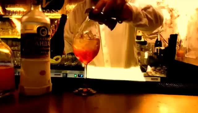 Watch aperol grep spritz | Vinyl Bar GIF on Gfycat. Discover more related GIFs on Gfycat