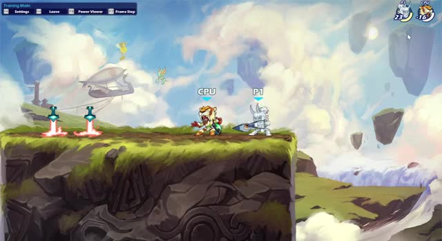 Watch and share Brawlhalla 2020-04-27 13-39-19 GIFs by brotherjuno on Gfycat
