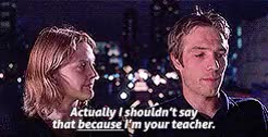 Watch and share Never Been Kissed GIFs and Drew Barrymore GIFs on Gfycat