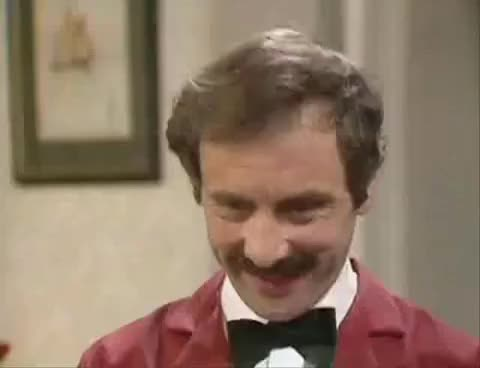 Watch and share Fawlty Towers GIFs on Gfycat