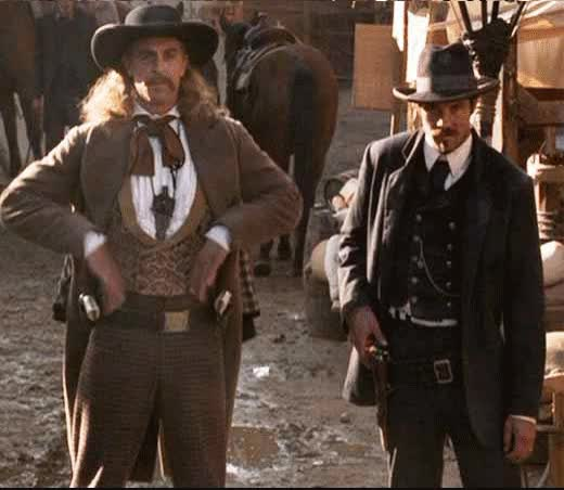 Watch and share Wild Bill Hickok Quick Draw Deadwood GIFs on Gfycat
