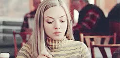 Watch and share Amanda Seyfried GIFs and Eating GIFs on Gfycat