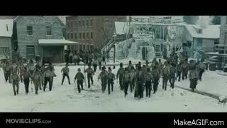 Watch Gangs of New York (2/12) Movie CLIP - Crusty Bitches & Rag Tags (2002) HD GIF on Gfycat. Discover more related GIFs on Gfycat