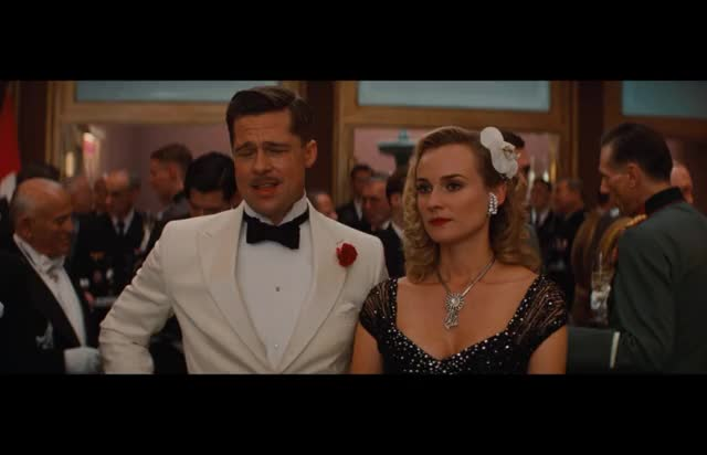 Watch and share Diane Kruger GIFs and Brad Pitt GIFs by stillraces on Gfycat