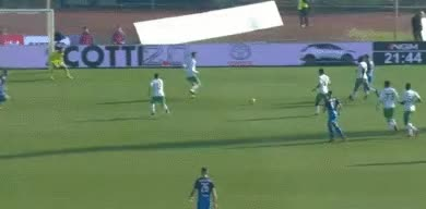 Watch and share Football GIFs and Sassuolo GIFs by Emmett on Gfycat