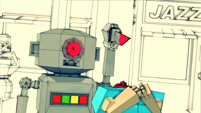 Watch and share Robots Off The Air Adult Swim GIFs on Gfycat