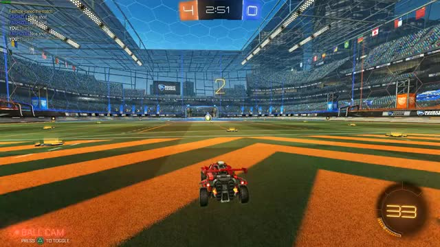 Watch and share Rocket League 2019.02.20 - 01.01.44.02.DVR GIFs by gifyourgameisbetter on Gfycat