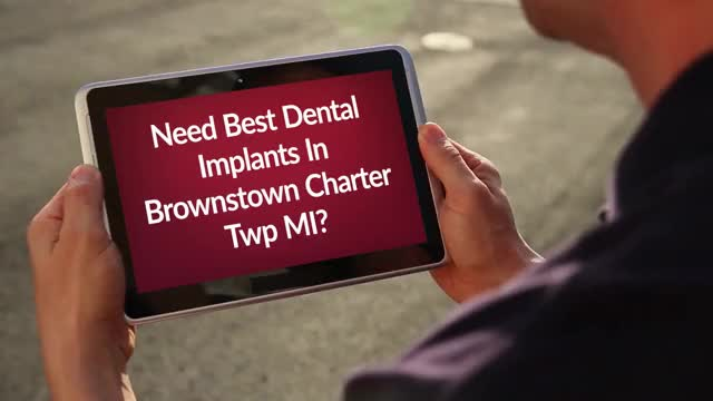 Watch and share Brownstown Dental Care : Best Dental Implants GIFs by Brownstown Dental Care on Gfycat