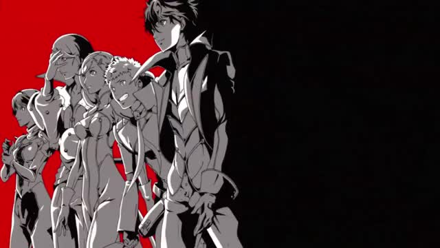 Watch Squad GIF on Gfycat. Discover more heytails, persona 5, persona 5 anime, persona 5 anime ending, persona 5 ending, persona 5 heytails, persona 5 infinity, persona 5 ost GIFs on Gfycat