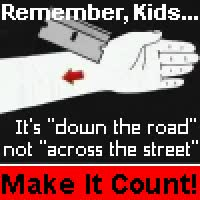 Watch and share Real Emo Kids Cut Their Friends Wrists Photo: Emo Kids Suicideispainless.gif GIFs on Gfycat