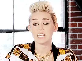 Watch and share Miley Cyrus Gif GIFs and My Edit GIFs on Gfycat