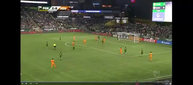 Watch and share Fernandez Goal Houston 22jun2019 GIFs by C.I. DeMann on Gfycat