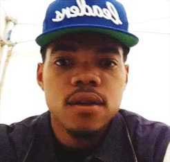 Watch and share Chance The Rapper GIFs on Gfycat