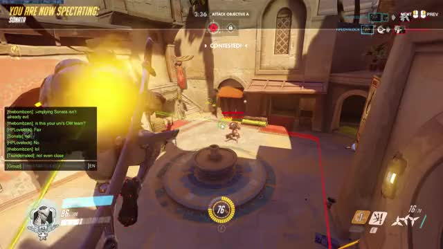 Watch and share Overwatch GIFs and Sonata GIFs by thebombzen on Gfycat