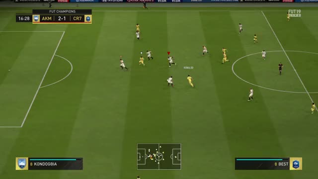 Watch FIFA 19_20190414153204 GIF by @cleanbandit on Gfycat. Discover more PS4share, FIFA 19, Gaming, JY H, PlayStation 4, Sony Interactive Entertainment, fifa, hujy2380 GIFs on Gfycat