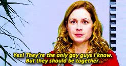 Watch and share Jenna Fischer GIFs and The Office Us GIFs on Gfycat