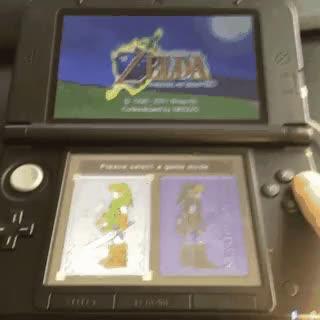 Watch and share Zelda GIFs on Gfycat
