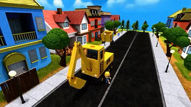 Watch and share Buildanauts - Excavator Climb GIFs by touchtiltgames on Gfycat