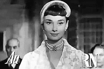 Watch Rita ha GIF on Gfycat. Discover more audrey hepburn GIFs on Gfycat
