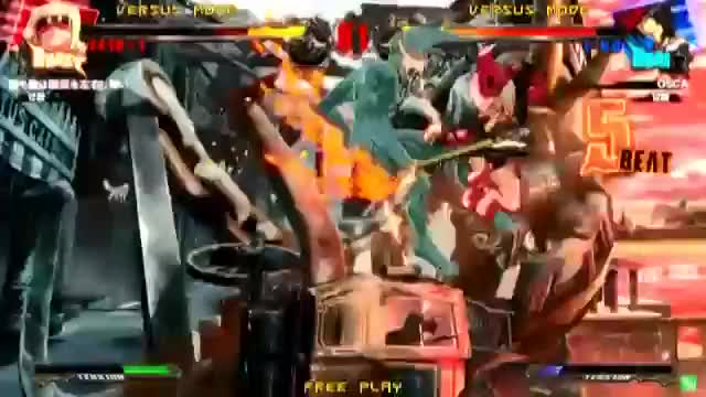 Watch and share Guiltygear GIFs on Gfycat