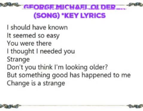 Watch and share Waiting Reprise GIFs and George Michael GIFs by For Barbara on Gfycat