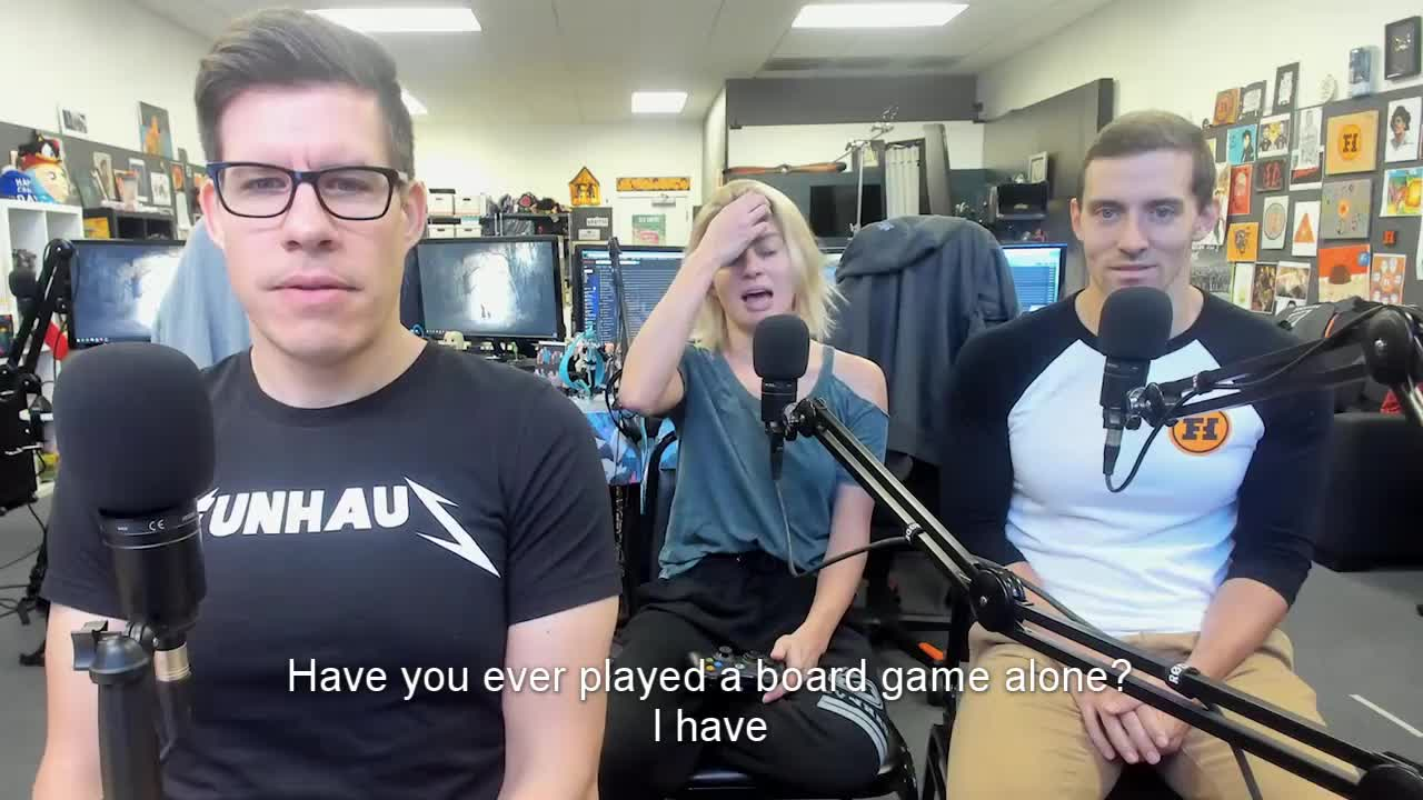 Elyse Willems, Funhaus, James Willems, Lawrence Sonntag, Funhaus on board games GIFs