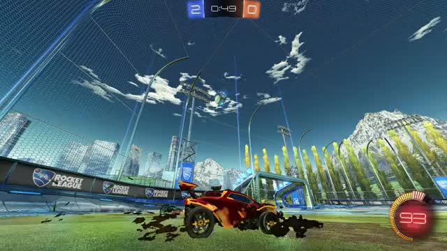 Watch and share Rocket League (32-bit, DX9, Cooked) 27.09.2018 13 00 02 GIFs on Gfycat