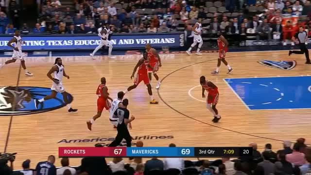 Watch Brunson Tuckler GIF by @dirk41 on Gfycat. Discover more Dallas Mavericks, Houston Rockets, basketball GIFs on Gfycat