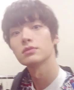 Watch and share Your Nose Though GIFs and Ahn Jaehyun GIFs on Gfycat