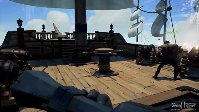Watch and share Sea Of Thieves GIFs and Rare Ltd GIFs on Gfycat