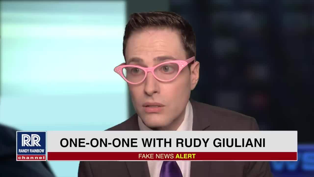 Rudy And The Beast Randy Rainbow Song Parody Gif Gfycat