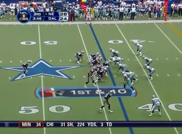 Watch 2007 Week 6: Patriots @ Cowboys GIF by Leo Spaceman (@leospacemanmd) on Gfycat. Discover more related GIFs on Gfycat
