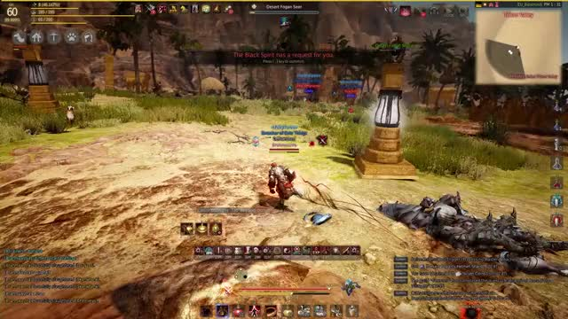 Watch and share Striker GIFs and Bdo GIFs by DamnedMachine on Gfycat