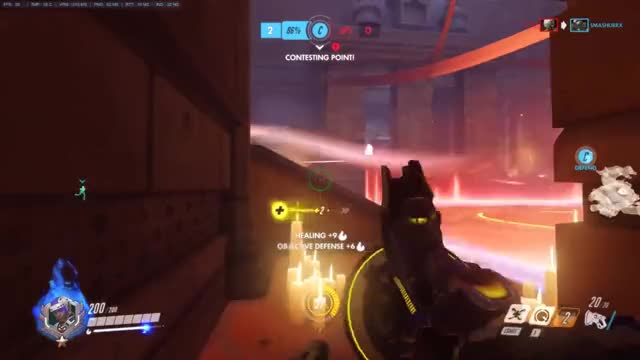 Watch boop boop boop GIF by @teemrobo on Gfycat. Discover more gaming, overwatch GIFs on Gfycat