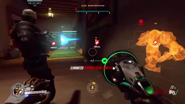 Watch Karma GIF on Gfycat. Discover more Overwatch, overwatch, playstation 4 GIFs on Gfycat