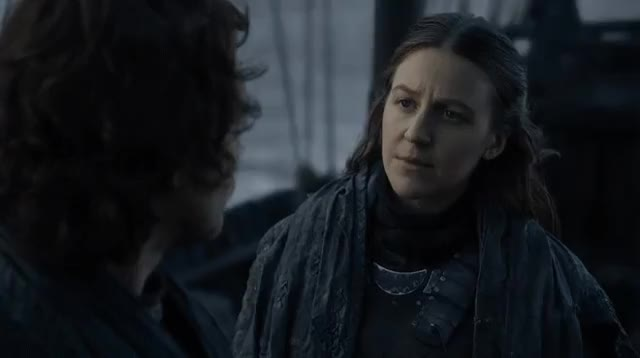 Watch and share Gemma Whelan GIFs and Alfie Allen GIFs by fooberer on Gfycat