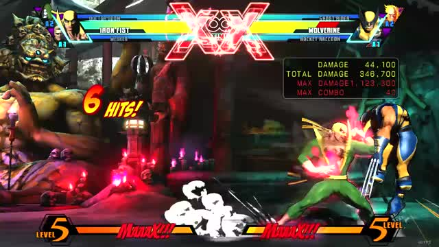 Watch and share ULTIMATE MARVEL VS. CAPCOM 3 2019-10-05 19-32-19 GIFs by rikkotdc on Gfycat