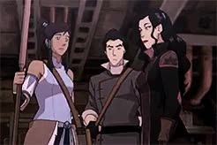 Watch this trending GIF on Gfycat. Discover more *, *gif, 100, 1k, 500, avatar, gif, korraedit, korrasami, korrasamiedit, legend of korra, lok, lokedit, the coloring is disgusting oh well GIFs on Gfycat