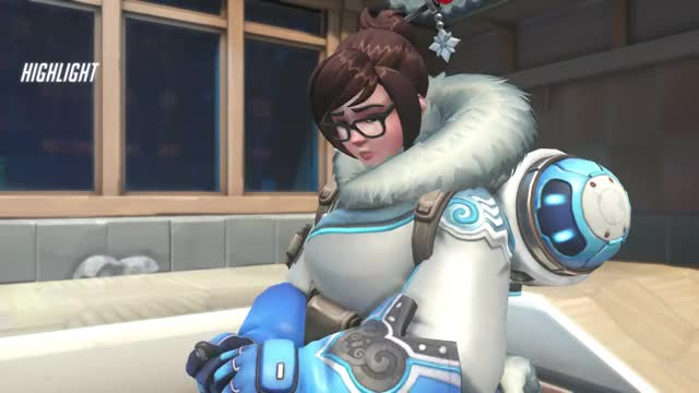 Watch and share Overwatch GIFs and Mei GIFs on Gfycat