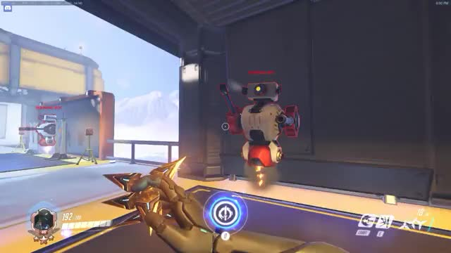 Watch Genji's buff on the PTR lets you do 200 damage THIS quickly. GIF on Gfycat. Discover more related GIFs on Gfycat